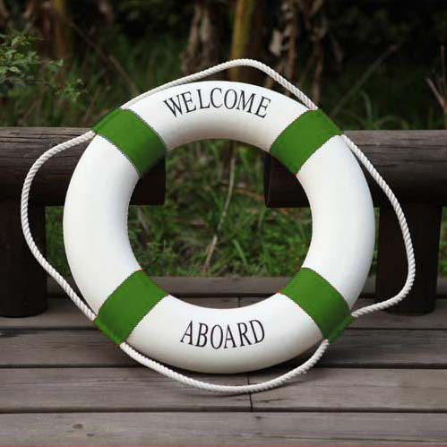 Swimming Ring Lifeguard Life Preserver Swimming Pool Foam Safety Ring Buoy Red Ebay