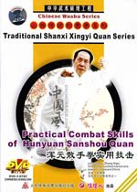 Yue style interlink fist combat